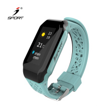 New Arrival Good Quality Bluetooth Colorful Screen Blood Pressure Meter Watch