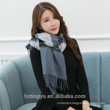 Best Material viscose warm winter shawl 100% funkly pashmina scarf and shawl
