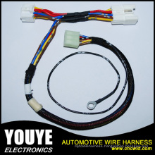 High Quality Auto Offroad LED Light Bar Wiring Harness Come with Relay & on/off Switch Dt Connector