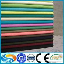 Poly algodón 65/35 barata textil popelina tc Tela