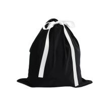 Portable Bridesmaid Gift Makeup Bag Drawstring Cosmetic Bag Velvet Tote Bag