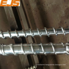 PVC extruder bimetallic parallel twin screw barrel