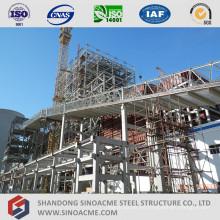 Estructura de acero pesada prefabricada de gran altura