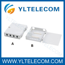 4-Port 8 Port FTTH Fiber Optic Kündigung Box