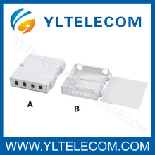 4 Port 8 Port FTTH Fiber Optic Termination Box