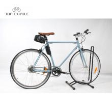 Bicicleta elétrica do ebike do fixie da armação 26inch de aço para a venda