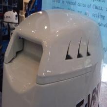 Motor für Fischerboot