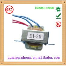 EI-28 CQC Certificate electrical transformer 220V 9V 100mA