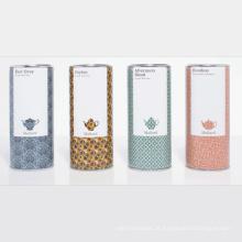 Hot Sale Tube Tea Packaging Box