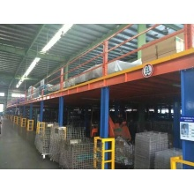 คลังสินค้า Rack Mezzanine Storage Equipment