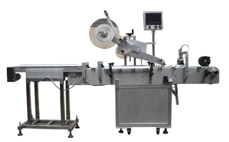 Automatic Square Flat Carton Labeling Machine