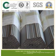 310S Stainless Steel Welded Pipes Steel Tube