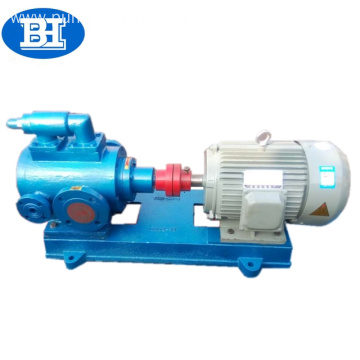 High temperature insulation bitumen three screw pumps
