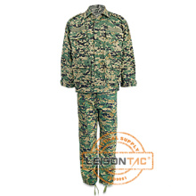 High Quaility Military Uniform with ISO and SGS Standard