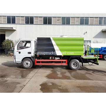 Dongfeng 4X2 5000 litros Water Browser Spray truck