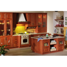 Cabinet de cuisine en bois massif Devon (Cream)