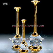 Vaso de cristal agradável L033