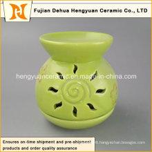 Wholesale Ceramic USB Fragrance Oil Burner China Exporter Hot New Products Fancy Light