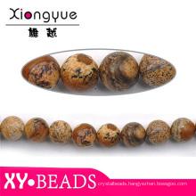 Natural gemstone yiwu stone beads in bulk