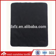 logos tailor making super soft embossed microfiber fabric