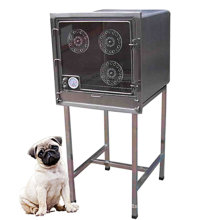 Stainless Steel Small  Pet Dog Transport and Pet Cages Carriers Houses
