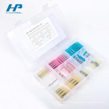 BHT Thermorétractable BHT1.25 BHT2.5 BHT5.5 scellé Crimp & Solder Connecteurs bout à bout Kit / Set