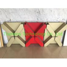 Aluzinc Sheet Regular Spangle Standard Size Aluminum Composite Panels