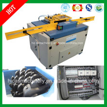 Hs-Sf701 Pallet Máquinas automáticas de corte de madera y palets Stringer Notcher