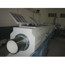 máquina de tubo de plástico de 16-630mm PE