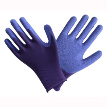 (LG-014) 13t Latex Coated Labor Protective Safety Work Gloves