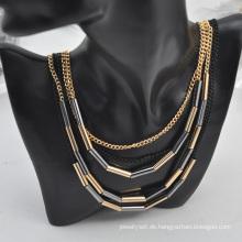 VAGULA 2015 Mode dekorative Rohr Halskette für Frauen