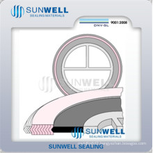 Spiral Wound Gasket for Heat Exchangers Sunwell 620