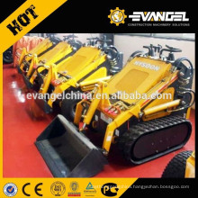 Hot Sale HYSOON Mini Skid Steer Loader HY380 In America