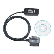 Диагностический интерфейс сканера ELM327 WiFi OBD