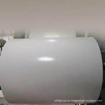 Bobina de acero galvanizado prepintada PPGI