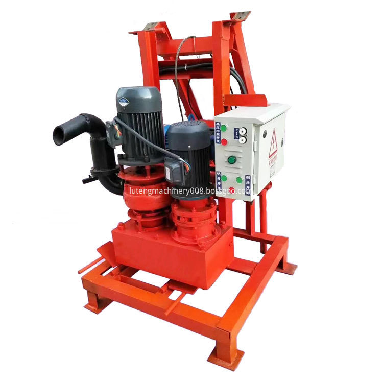 LTY-350 Two Phase Folded Water Well Drilling Rig