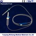 Dispositivo de inyección IV desechable (ENK-IS-057)