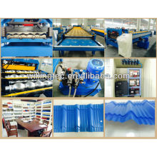 Hot sale good design arch sheet roll forming machine made in china