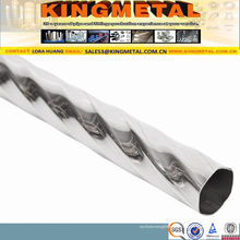 Труба ASTM пробка a554 201 304 из нержавеющей стали декоративные трубки