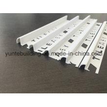 Matériau PVC profilé