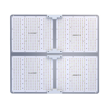 Panneau de culture LED à spectre complet 400W Light Indoor Veg Bloom