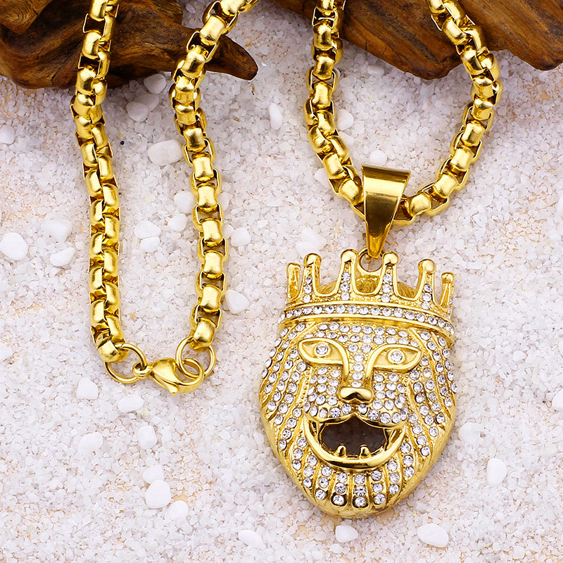 Lion King Necklace