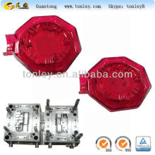 plastic shell of marking lamp for fire evacuation injection mould