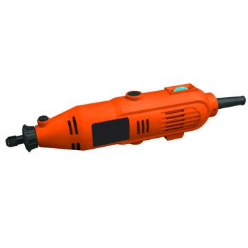 163pcs 135W beweglicher Hobby-Drehwerkzeug-Installationssatz-Zusatz mit Flex-Schaft-Handschleifen-elektrischer Minifetz-Installationssatz
