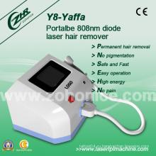 Медицинский CE Профессиональный 808nm диодный лазер для удаления волос