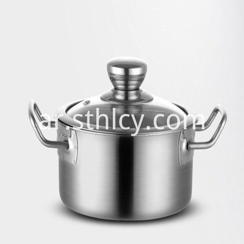 Stainless Steel Hot Pot 1
