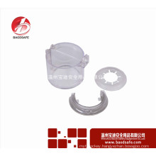 Wenzhou BAODI OEM Ideal Electrical Rotary & Push Button Switch Covers Lockout Safety Lock BDS-D8651