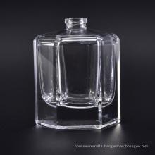 Hexagon Shape Perfume Bottles with 2oz Capacity