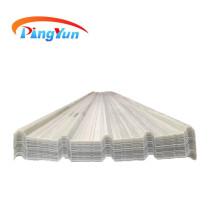 wetterbeständiger feuerfester durchscheinender Dachziegel aus PVC