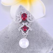Zhefan broche de pino de broche magnético popular para convites de casamento